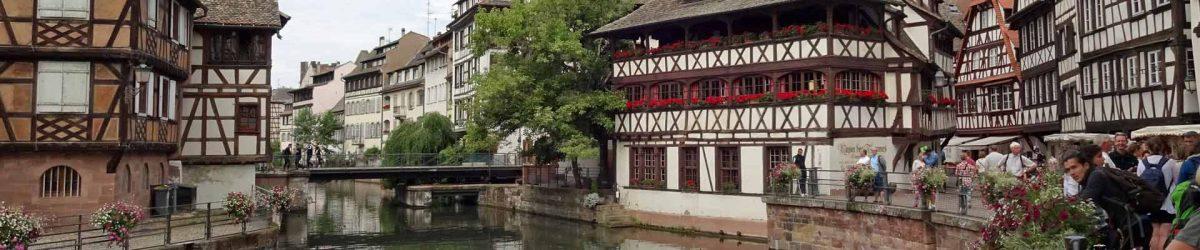 Elsass-Rhein-Tour - Karlsruhe-Strasßburg