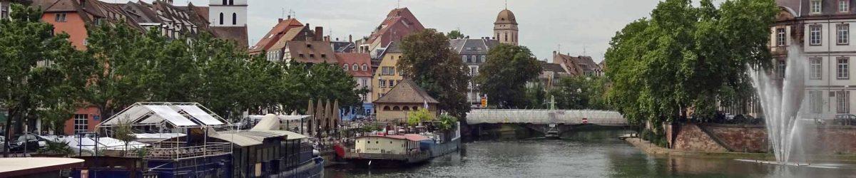 Elsass-Rhein-Tour - Straßburg-Colmar