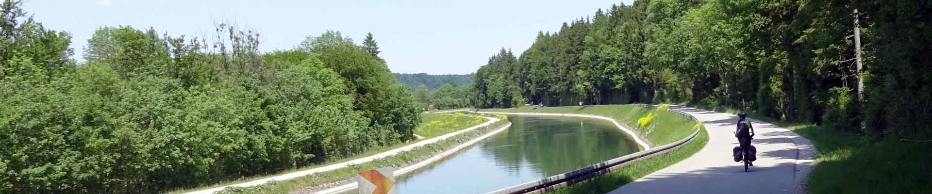 Isar-Donau-Tour - Bad Tölz-München