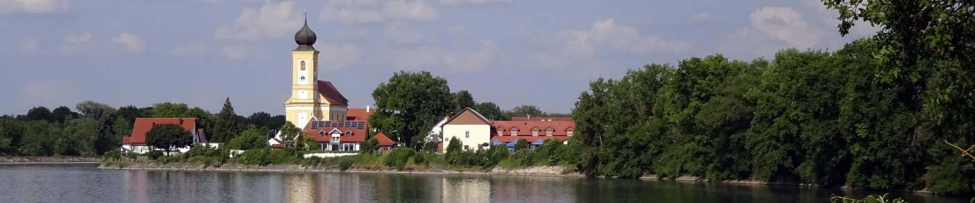 Isar-Donau-Tour - München-Landshut