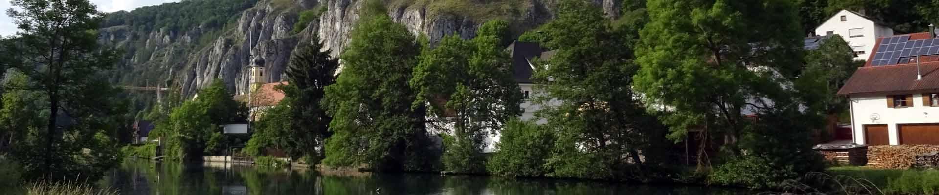 Isar-Donau-Tour - Essing-Kehlheim